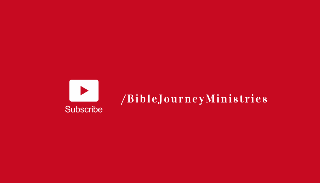 YouTube, Faith, Inspirational, Encouragement, Motivation, Christian Youtubers, Bible Journey, Bible Journey Ministries