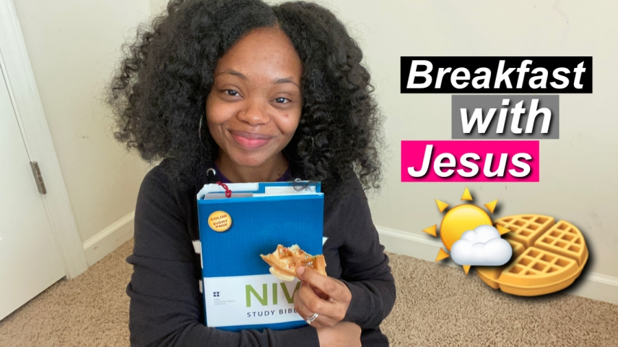 START YOUR DAY WITH JESUS: My Morning Routine | Morning Inspiration to Motivate Your Day!